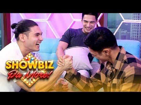 SHOWBIZ PA MORE: Playtime With The Los Bastardos Boys