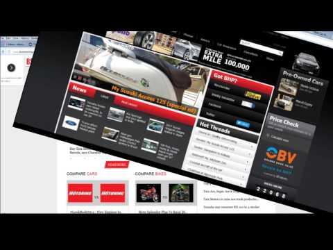 Most Popular Car Websites