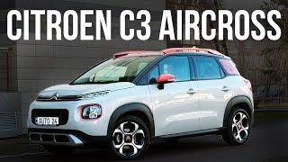 Citroen C3 Aircross | Тест-драйв | Класс кроссоверов от французов в обзоре от Авто 24