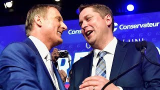 How Scheer's team tried to manage Bernier before he quit