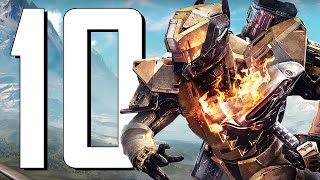 Destiny - TOP 10 WORST LAG KILLS!