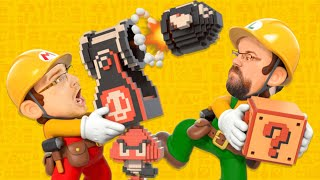 Spaß muss sein!   Mario Maker 2
