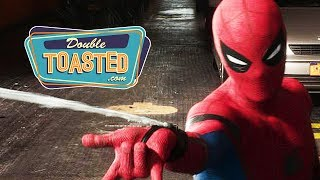 SPIDER-MAN HOMECOMING SPOILER TALK - Double Toasted Highlight