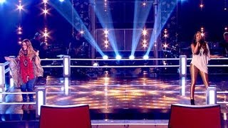 The Voice UK 2013 | Abi Sampa Vs Laura Oakes: Battle Perform...