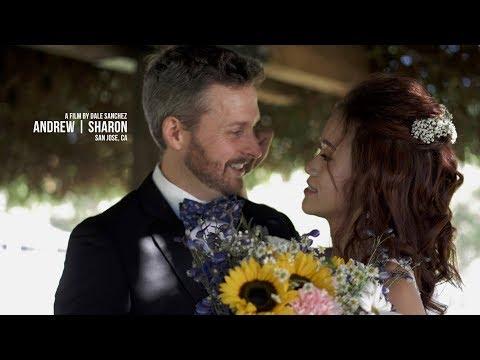 Wedding of Sharon & Andrew | Highlights | San Jose Ca
