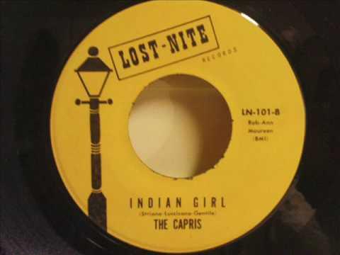 The Capris - Indian Girl