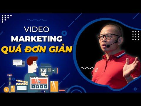Cách làm Video Marketing cực kỳ hiệu quả với chi phí thấp   Phạm Thành Long