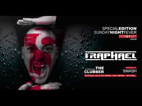 I'Raphael @ The Clubber 01/09/2019 - Special Edition Sunday Night Fever After Hours