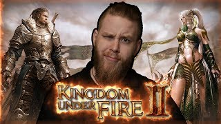 IT CONTINUES TO IMPRESS! Kingdom Under Fire 2 - Sponsored by Gameforge