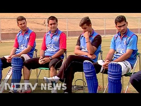 Under-19 cricket players from Afghanistan say they watched Bajirao Mastani