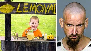 Thief Steals Sick 5-Year-Old's Lemonade Stand Money, So Community Rallies To Help Her.