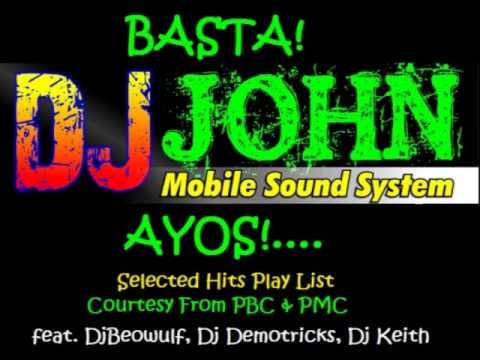 Dj Manoy John - Best Hits Playlist from PBC & PMC 17 Mins. PLAYING TIME