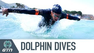 How To Do Dolphin Dives   Open Water Swim Entrance And Exit