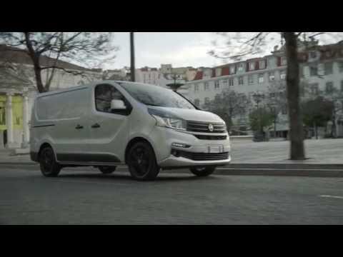 Fiat Professional Fiorino E Talento