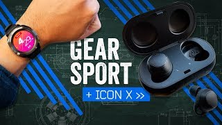 Samsung Gear Sport / IconX 2018 Review