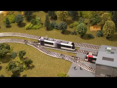The Depot – Toyama Portram Light Rail – N Scale
