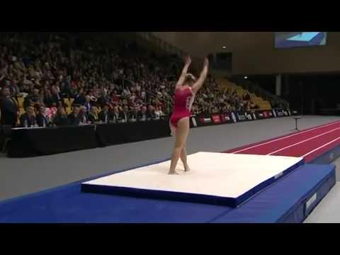 2015 Female Tumbling World Championships Finals
