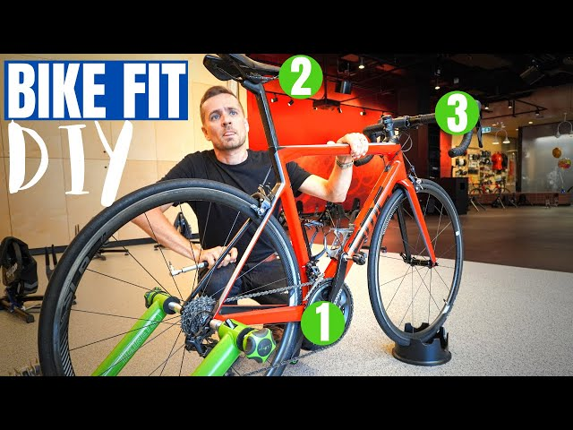 How to Perform a Simple Bike Fit (at Home)