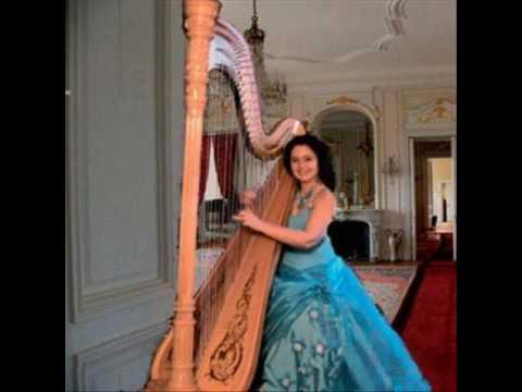 Bulgarian Dance by Parish Alvars, harp, Ravnopolska-Dean - YouTube