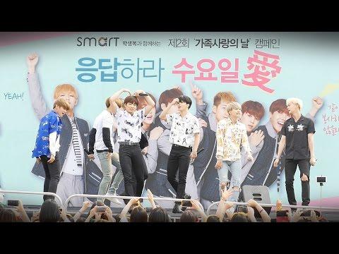 [4K] [160604] 방탄소년단 BTS - Save ME (스마트 가족사랑의 날 캠페인) 직캠/Fancam By PIERCE