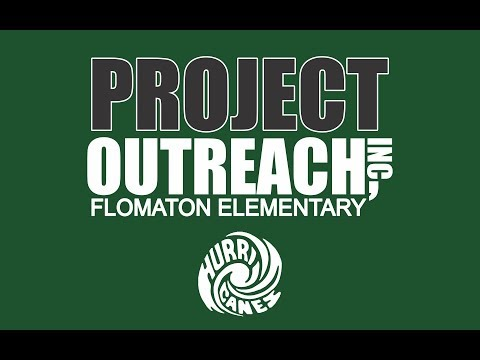 Welcome to Project Outreach Flomaton Elementary School