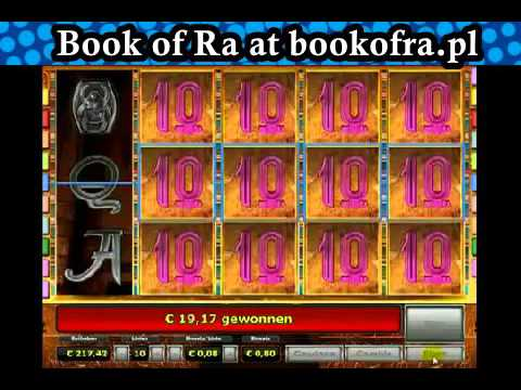 book of ra slot machine cheats