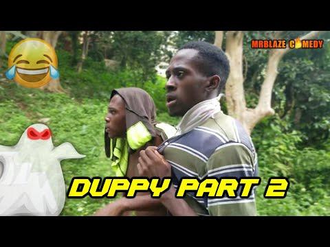 Duppy Part 2 | Jamaican Comedy 2020 | @MrBlaze Comedy