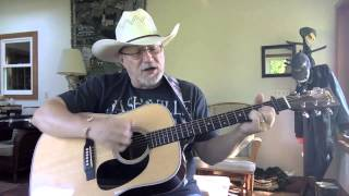 1629 - Still Doing Time  - George Jones cover with guitar chords and lyrics