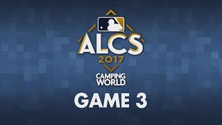 ALCS Game 3 Preview: HOU Astros (Oct. 16)