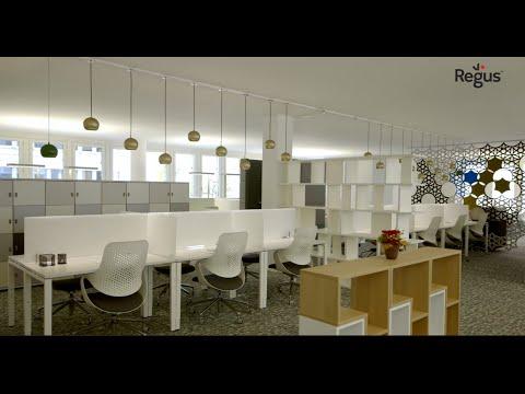 Virtual Tour - Regus Zurich WTC business centre
