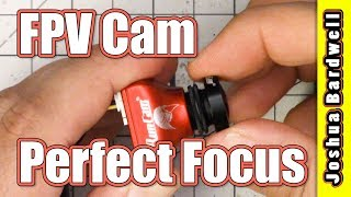 How to focus your FPV camera (and keep it that way)