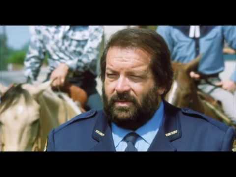 Walking Down The Street - Bud Spencer (Carlo Pedersoli )