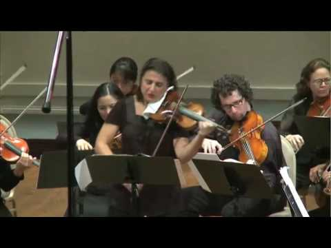 Together: Nadja Salerno-Sonnenberg & The New Century Chamber Orchestra