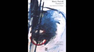 Hernry Purcell : Fantasia 6
