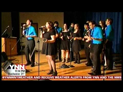 RIT on TV: A Capella charity fundraiser - YNN