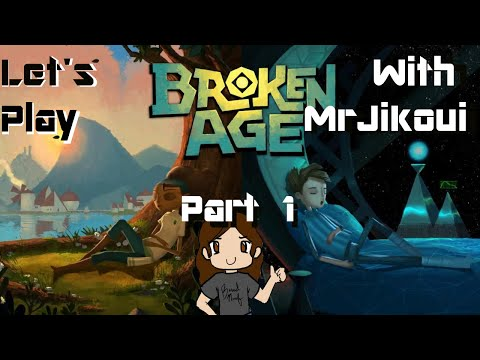 Broken Age Part 1   It's all Child's Play  
