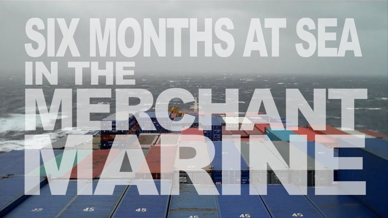 why i want to be a merchant mariner