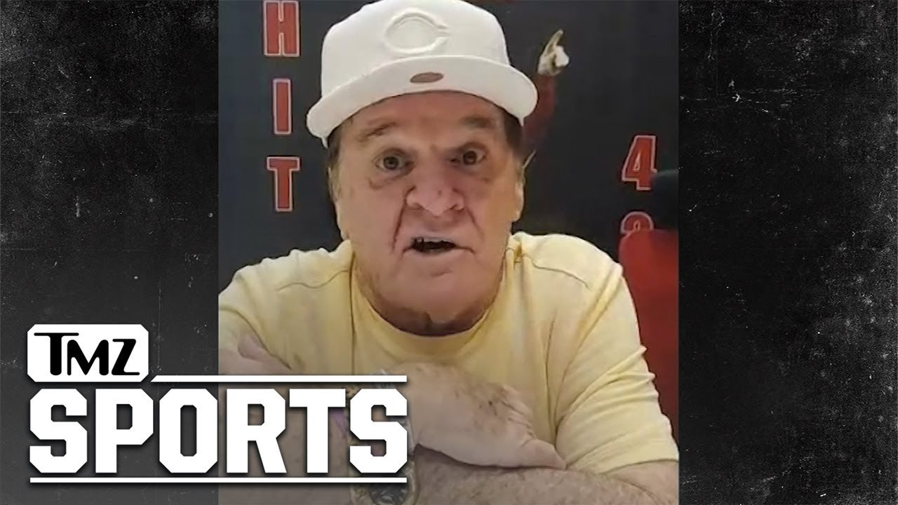Pete Rose asks for reinstatement after no Astros players were ...