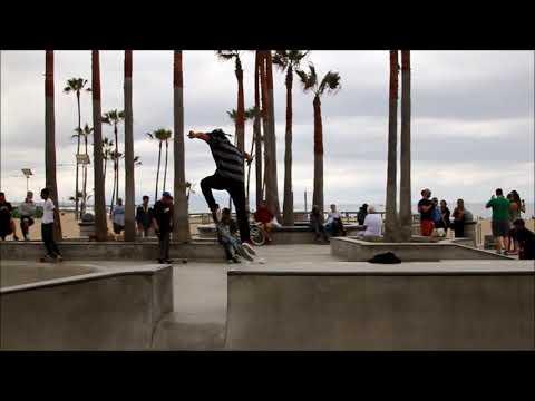 Ayer estuvo el Diablo aquí    Skateboard Short Film