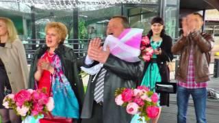 Выездная регистрация брака в Минске.