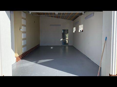 Чем покрасить бетонные
