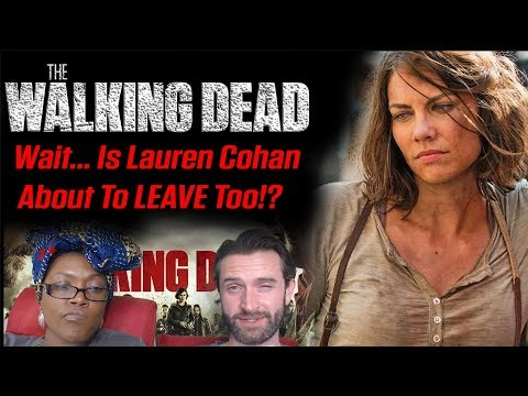 TWD | Lauren Cohan REJECTS  Contract Offer streaming vf