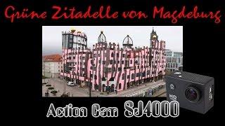 Hundertwasser-Haus - Grüne Zitadelle Magdeburg