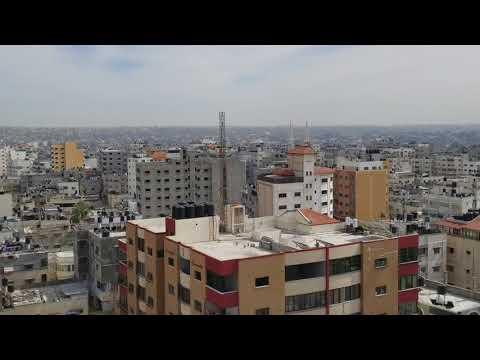 Gaza City panorama