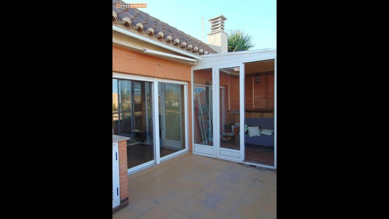 ático En Alquiler En Alicante Zona San Blas Con Terraza En