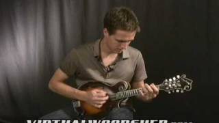 Pete Frostic plays Clinch Mountain Backstep