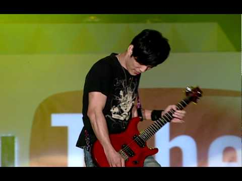 Jerry C - YouTube Music Day  (Live: Canon Rock)