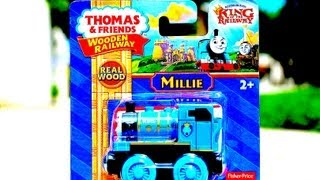 King Of The Railway - Thomas The Tank Engine & Friends Millie - 2013 Wooden Railway Review