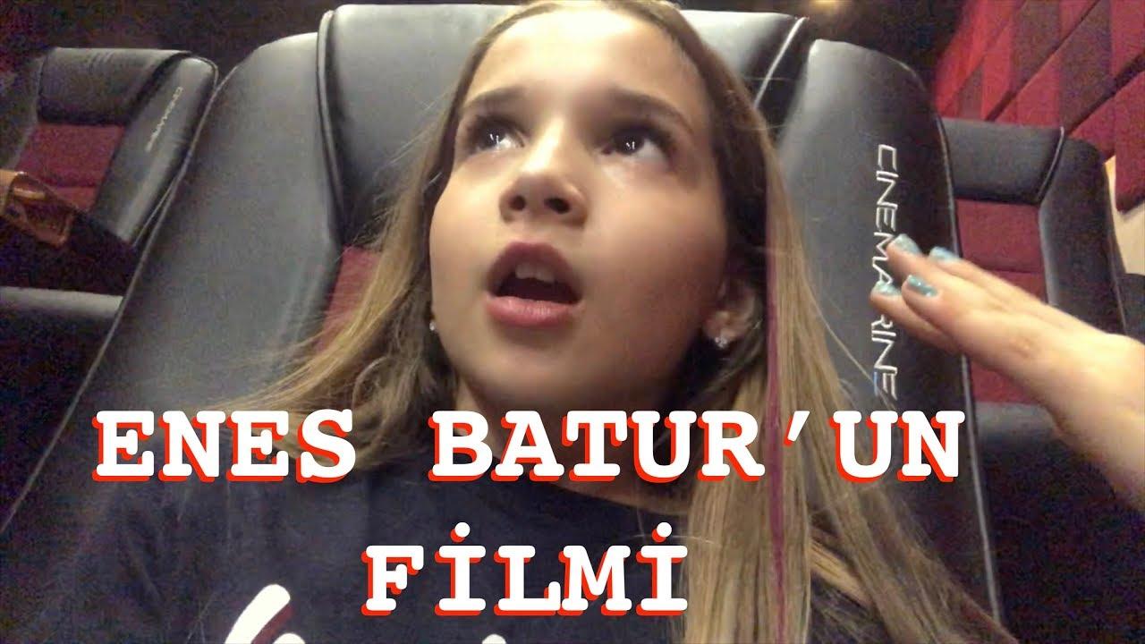 Enes Batur Un Filmine Bayildim Ecrin Su Coban Youtube