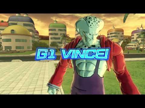 DRAGON BALL XENOVERSE 2 - Battle Offline G1 vs G2